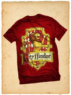 gryffindor Harry Potter Outfits, Hogwarts, Must Haves, Army, My Style, Awesome, Clothing, Mens Tops, T Shirt