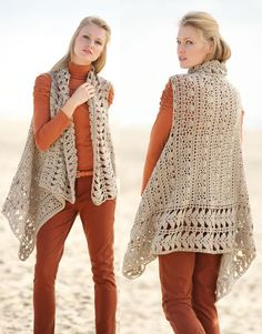 Crochet Vest is artistic inspiration for us. Get extra photograph about Residence Decor and DIY & Crafts associated with by taking a look at pictures gallery on the backside of this web page. We're need to say thanks in case you wish to share this publish to a different individuals …