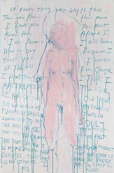 Tracey Emin Art, Instagram White, Edvard Munch, Royal Academy Of Arts, A Level Art, Sculpture, Art Inspo, Oil On Canvas, Art Projects