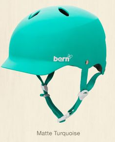 bike helmets are never cool but this one is better than most