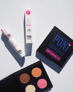 Natural Makeup Look ft. Poni Cosmetics
