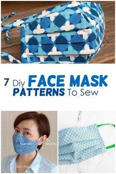 Gesichtsschutzmasken Selber Nähen