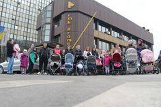 Ponovni protest mladih majki zbog kašnjenja isplate naknada