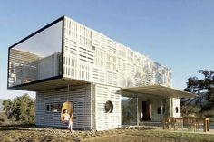כלכליסט - נדלניסט - לא זורקים את הזבל: הבתים הממוחזרים המיוחדים ביותר בעולם