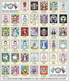 imagen porfis con su significado - Buscar con Google Bible Bookmark, Prayer Flags, Catholic Saints, Family Day, Lessons For Kids, Baby Time, Spiritual Inspiration, Diy And Crafts, Prayers