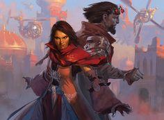 Le origini di Chandra: la logica del fuoco | MAGIC: THE GATHERING