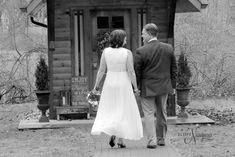 Gorgeous winter wedding at Elope Niagara Winter Wonderland Wedding, Chapel Wedding, Christmas Themes, Christmas Wedding, Weddings, Wedding Dresses, Bridal Dresses, Bridal Gowns, Wedding Gowns