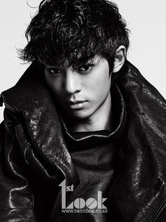 Jung Joon Young - 1st Look Magazine Vol.53