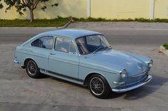 1966 VW Type 3 Fastback