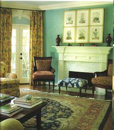 Choosing An Authentic Georgian Paint Scheme For Your Property | Georgian  Interiors, Georgian And Interiors