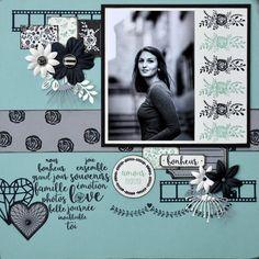 Bonjour, C'est avec plaisir que je vous présente ma première page scrappée avec une des nouvelles collections Florilèges Design. Vous pouvez découvrir les nouveaux tampons, dies, encres .... sur le site Florilèges Design ... il y en a pour tous les gôuts...