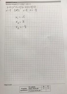 Physics Notes, Polish Memes, Mathematics, Back To School, Science, Math Equations, Education, Learning, Maths