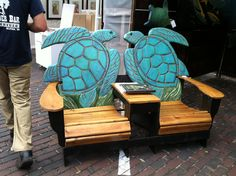 Awesome turtle chairs