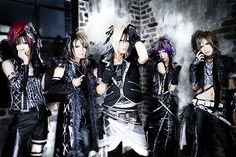 Visual Kei J Rock