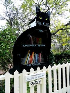 Rob Oliver's Silver Lake Little Free Library