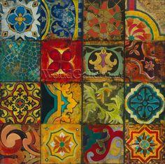 Arabian Nights I Art Print by John Douglas - WorldGallery.co.uk