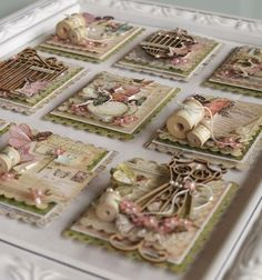 shabby chic crafts | shabby chic by Ladybumblebee
