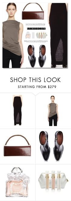 """""""Rick Owens Lilies // SVMOSCOW"""" by defivirda ❤ liked on Polyvore featuring Rick Owens Lilies, Vetements, Marni, Guerlain and Sisley"""