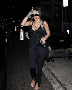 Rihanna Street Style, Bad Gal, Rihanna Fenty, St Michael, Santa Monica, More Photos, 21st, Punk, Singer