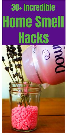 Practical ways to make your home smell amazing Tips Organizing Epic Home Smell Hacks Diy Home Cleaning, Household Cleaning Tips, Homemade Cleaning Products, House Cleaning Tips, Natural Cleaning Products, Cleaning Hacks, Cleaning Solutions, Deep Cleaning, Bathroom Cleaning