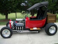 1923 Ford Model T Bucket  FORD  Pinterest  Flats Buckets and T