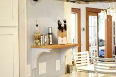 Handy Kitchen Shelf