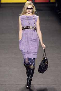 Anna Sui - New York Fall 2006