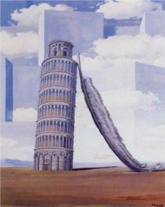 Memory of a journey - René Magritte