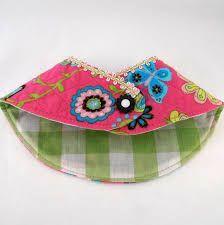 Image result for dog bandana ideas using two coordinating fabrics frayed edges
