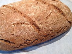 zuurdesem roggebrood + recept voor starter