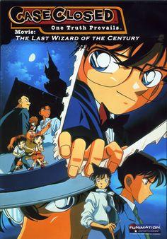 Detective Conan Movie The Last Wizard Of Century Genres Adventure Comedy Mystery Police Shounen
