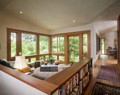 Sunken Living Room Design More
