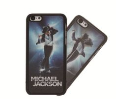 Michael Jackson 3D Effect Hard Skin Phone Case Cover  for Iphone 5 5S  #Apple