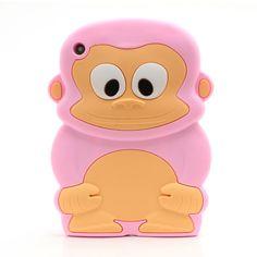 PhoneJunkie.nl | iPad Mini | Pink monkey
