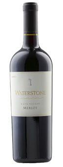 Waterstone Wines Napa Valley Merlot