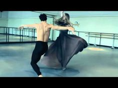 A lovely little video treat by NYC ballet