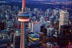 Sheraton Toronto Ontario Hotel Skyline