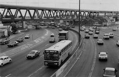 Avenida Brasil (Rio de Janeiro) - SkyscraperCity A Linha Vermelha é construída como solução para desafogar o trânsito da Avenida Brasil. Foto Ignacio Ferreira.