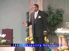 03 Leroy Thompson - Deciding To Enter Into Your Place Of Abundance - Part 3