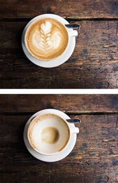 But first coffee - Flickr picture by TikTsin - Via Nelli Arnths blog