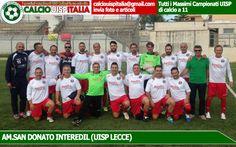 LECCE | 33G | Il San Donato Interedil e Campione Provinciale UISP Lecce
