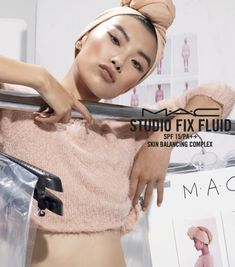 MAC - Studio Fix Fluid - Miles Aldridge - Advertising - Miles Aldridge - 2b Management