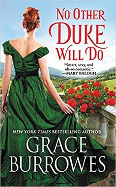 This title will be released on November 7, 2017.  No Other Duke Will Do (Windham Brides): Grace Burrowes:
