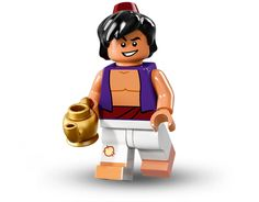 disney lego aladdin minifigures new with foil presale