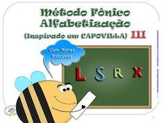 Apostila Alfabetização Fônica Capovilla Ensino Domiciliar