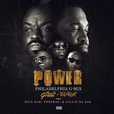 """Tone Trump just released his new project American Hustler. On it features the official remix for his collab with Cee-Lo Green """"Power"""". He adds verse from his Philly bredren Freeway, Gillie The Kid and Dice Raw. You can also stream his full project below. New Music, Good Music, Music Tones, Ty Dolla Ign, Styles P, Music Album Covers, Hip Hop News, Music Magazines"""