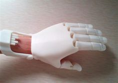 AFFORDABLE 3D PRINTED HANDS COULD SOON PROVIDE TEMPERATURE AND PRESSURE FEEDBACK…