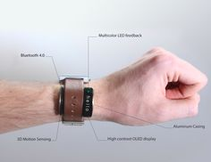 It's not a smartwatch, but it's pretty dang close.
