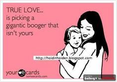 boogers baby boogers