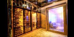 Discover the video of Professional great references - 2017 edition! Wine Dispenser, Interior Styling, Interior Design, Wine Cabinets, Wine Storage, Wine Cellar, Restaurant Design, Wine Rack, Restaurants